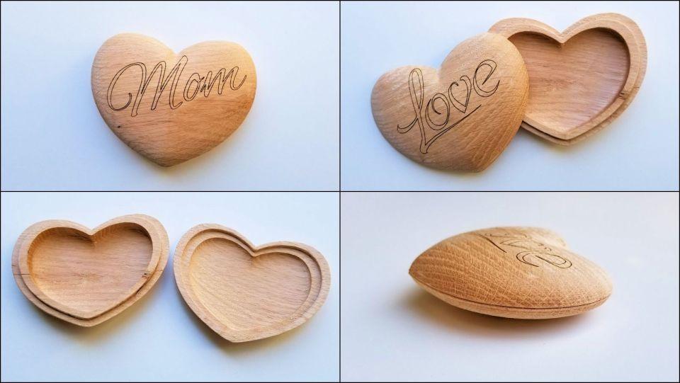 Heart box compilation
